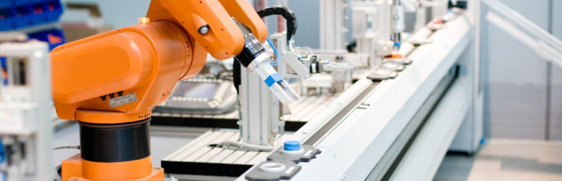 Design, Supervision and Implementation of Industrial Automation Projects